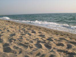Spiaggia Santa Giusta di Oristano - Sardegna