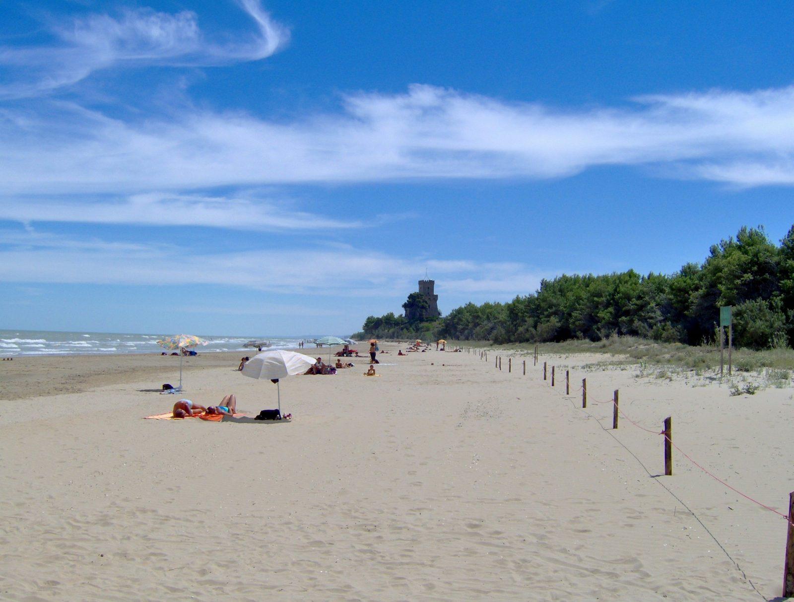 Spiaggia Santa Maria a Valle