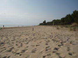 Spiaggia Santa Maria a Valle, Pineto - Abruzzo