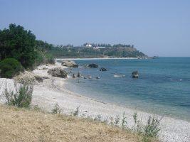 Spiaggia di Vignola, Vasto, Abruzzo