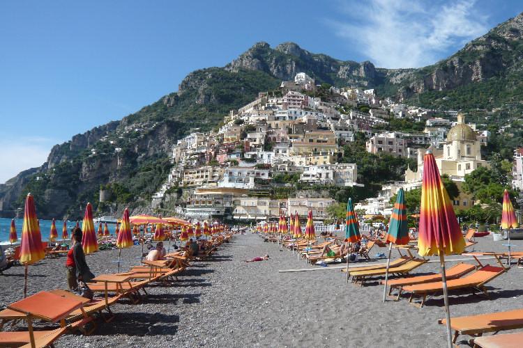 Spiaggia Grande Positano, Campania