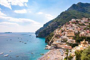 Spiaggia Grande di Positano, Campania