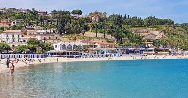 Spiaggia Baia dell'Ippocampo, Calabria