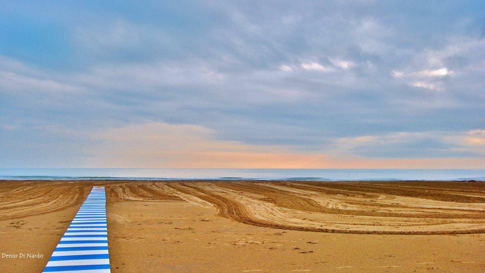 Spiaggia Lido dei Saraceni