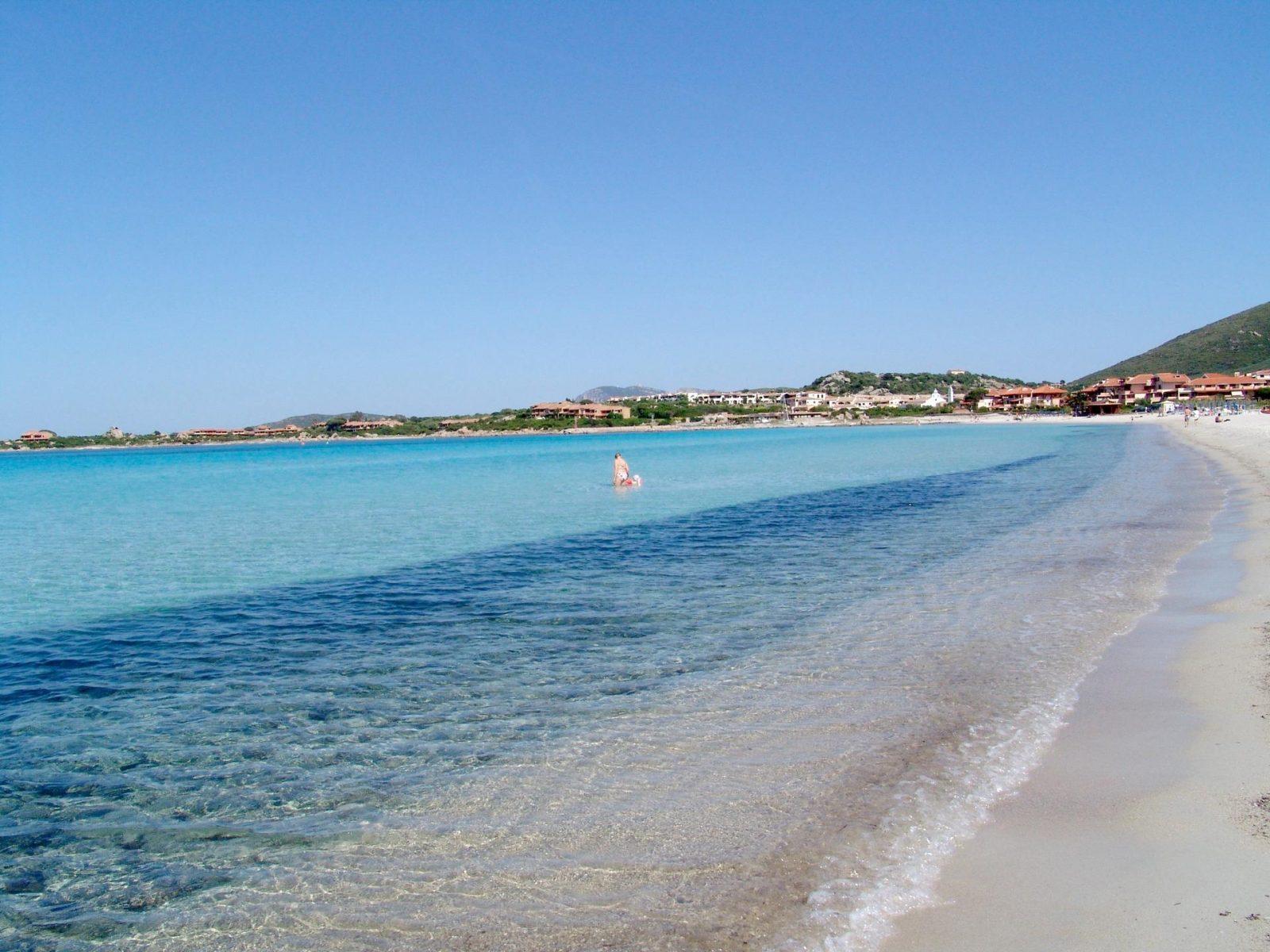 Cartina Sardegna Golfo Di Marinella.Spiaggia Di Marinella Sardegna Spiagge Italiane Su Trovaspiagge It