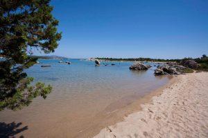 Spiaggia di Marinella, Sardegna