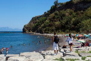Spiagge Procida Lingua - Napoli