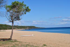 Spiaggia Bucca e Strumpu, Bari Sardo, Sardegna