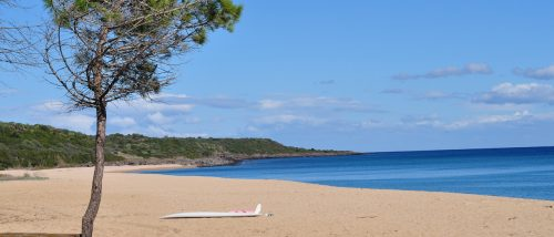 Spiaggia Bucca 'e Strumpu