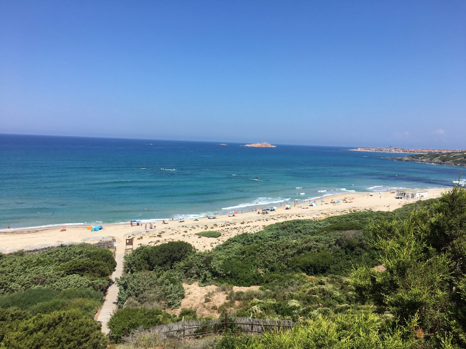 Spiaggia Li Feruli - Sardegna