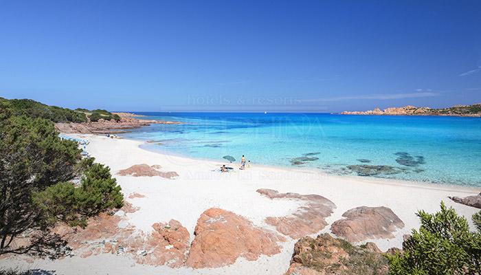 Spiaggia Lunga Isola Rossa