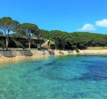 Spiaggia di Palau Vecchio, Sardegna