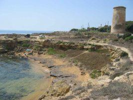 Spiaggia di Torretta Granitola, Sicilia