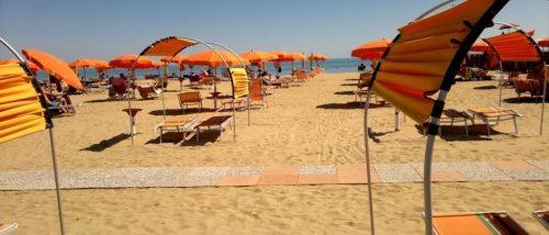 Spiaggia Lido dei Pini