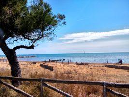 Spiaggia di Bibione Lido dei Pini - Veneto