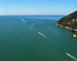 Spiagge di Ameglia, Liguria