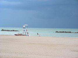 Spiaggia di Casabianca, Fermo Lido, Marche