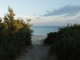Spiaggia Pineta Giovinazzi, Castellaneta Marina, Puglia