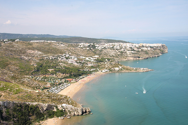 Spiaggia Baia di San Nicola