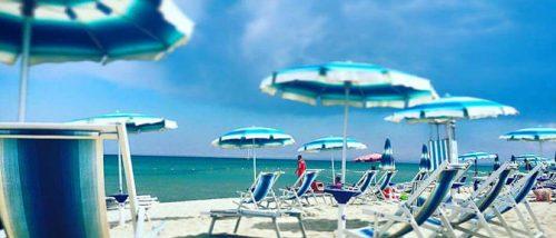 Spiaggia Bosco della Marina