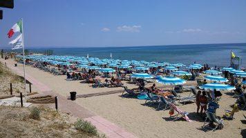 Spiaggia Bosco della Marina, Castellaneta, Puglia