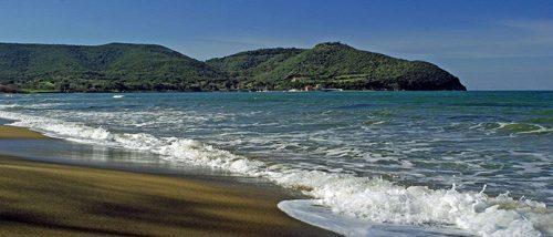 Spiaggia di Baratti, Piombino, Toscana