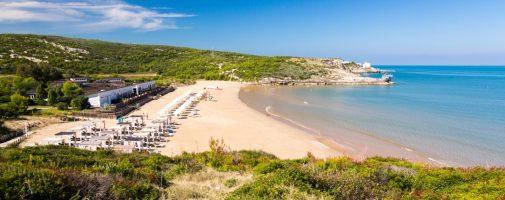 Spiaggia di Gusmay, Peschici, Puglia