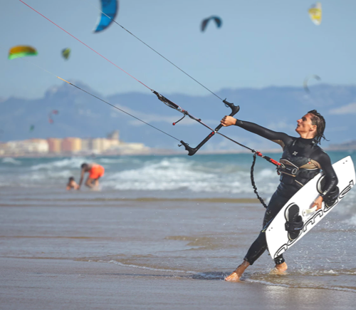 Kitesurf Area, spiagge kitesurfing