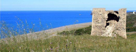 Spiaggia di Madonna di Mare, Cirò Marina, Calabria