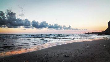 Spiaggia di Procinisco, Peschici, Puglia