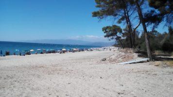 Spiaggia di Ruggero/San Vincenzo, Calabria