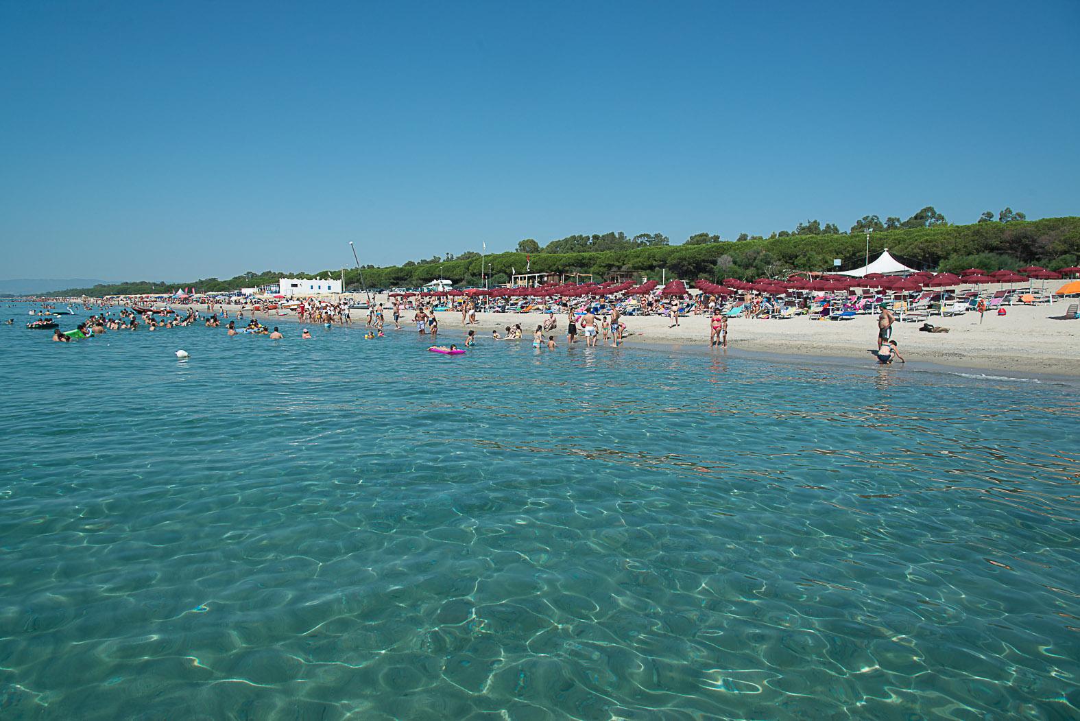 Spiaggia di Ruggero/San Vincenzo