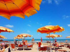 Spiaggia di Sfinale, Peschici, Puglia