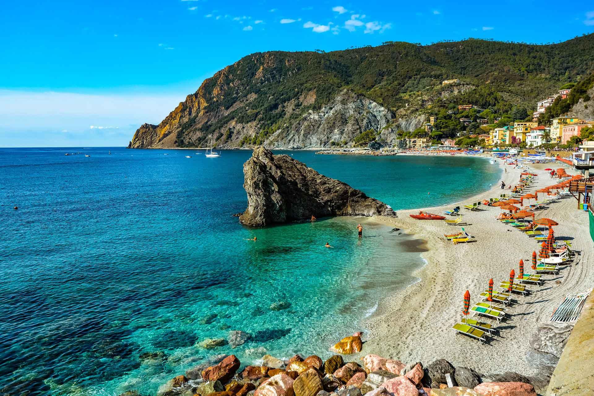Spiagge della Liguria