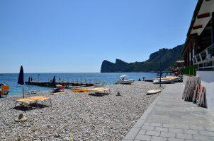 Spiagge di Massa Lubrense, Campania