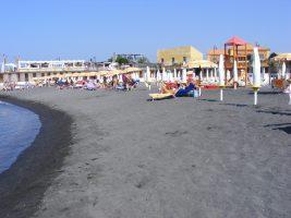 Spiaggia Ercolano, Napoli