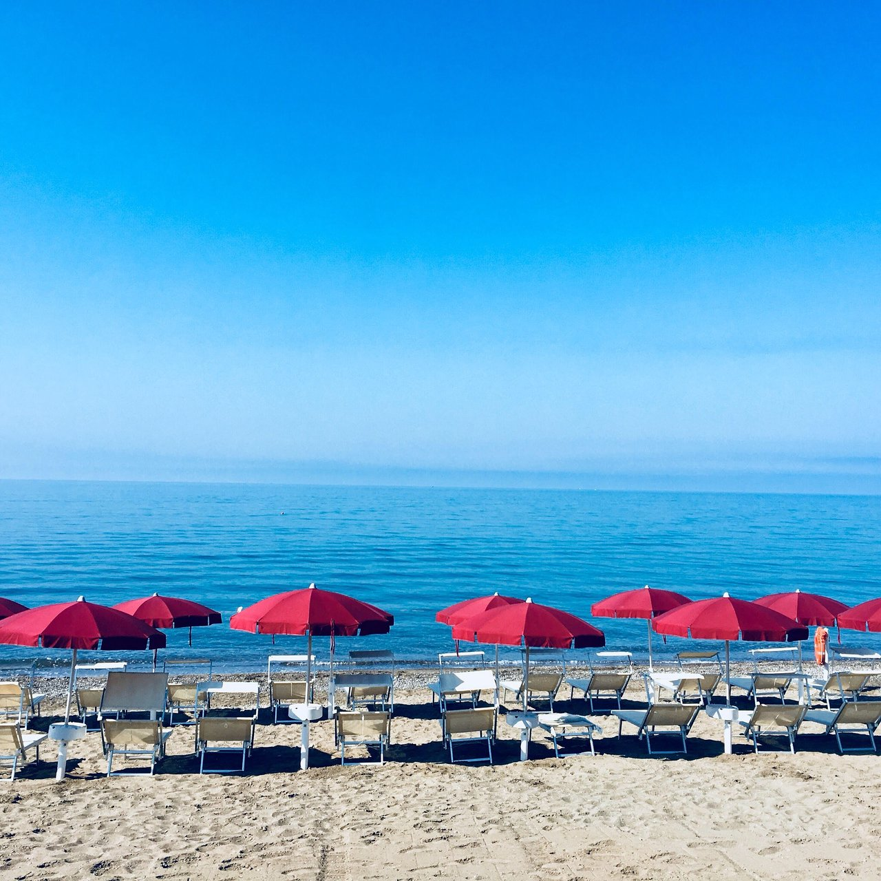Spiaggia Le Piane