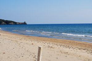 Spiaggia di Sant'Agostino, Gaeta, Lazio