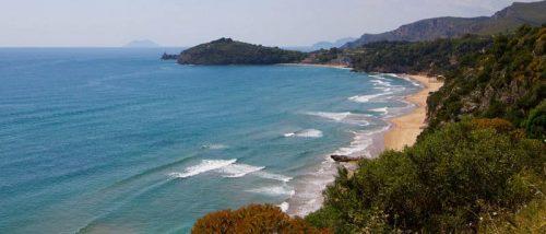 Spiaggia di Torre Olevola, San Felice Circeo, Lazio