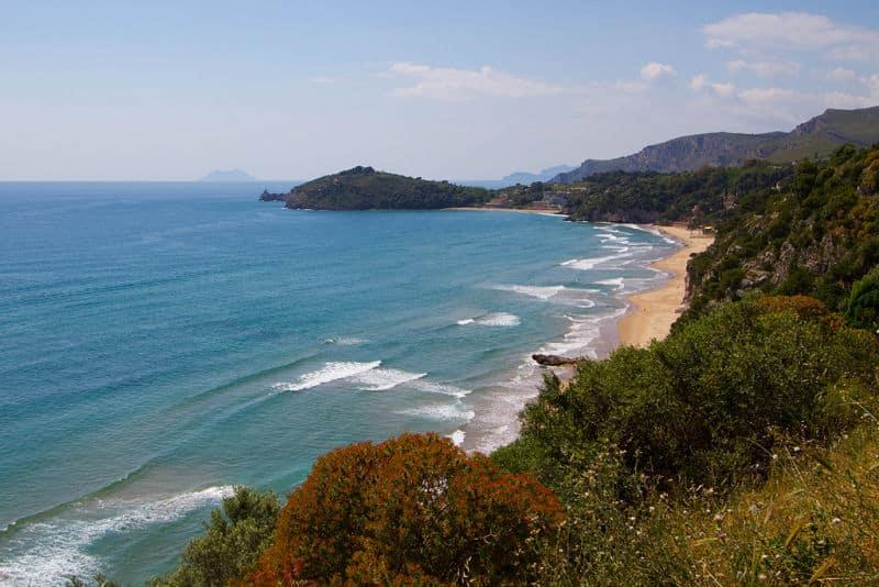 Spiaggia di Torre Olevola