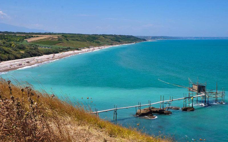 Spiaggia Costa dei Trabocchi