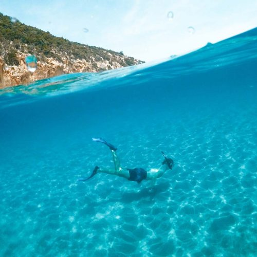 Spiagge snorkeling Italia - trovaspiagge