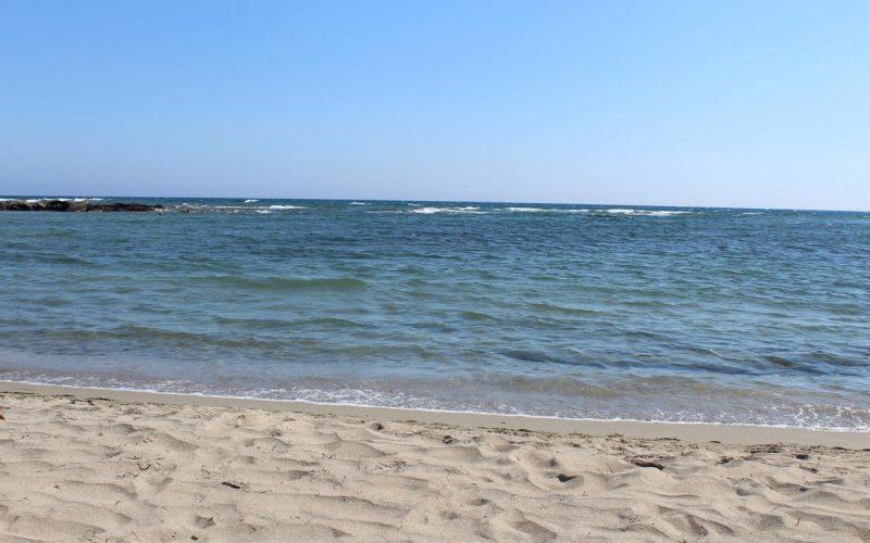 Spiaggia di Foce Acqua dei Ranci