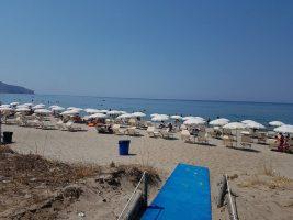 Spiaggia Gabella, Cilento