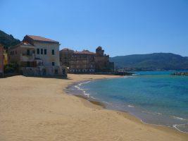 Spiaggia Marina Piccola di Castellabate, Cilento