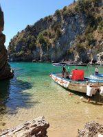 Spiaggia Baia del Buon Dormire - Palinuro - Cilento
