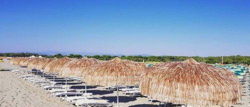 Prenotazione Ombrellone Online sulla spiaggia di Scanzano