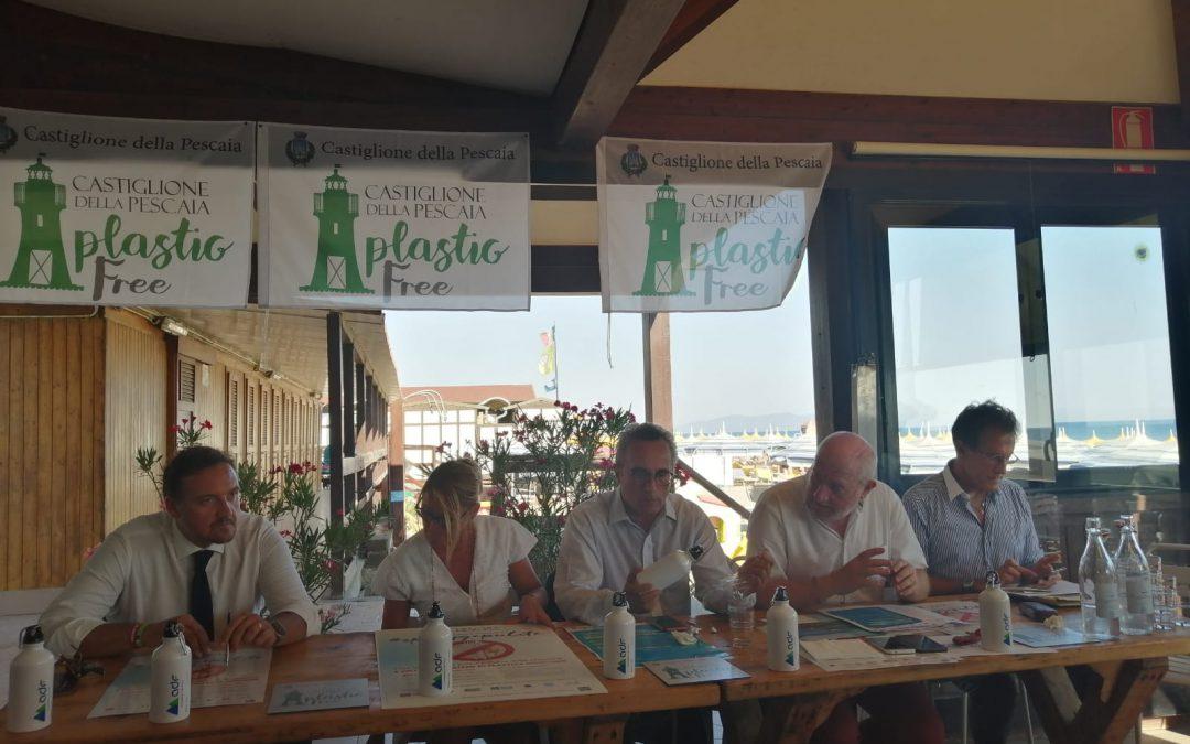 G20s spiagge italiane a Castiglione della Pescaia