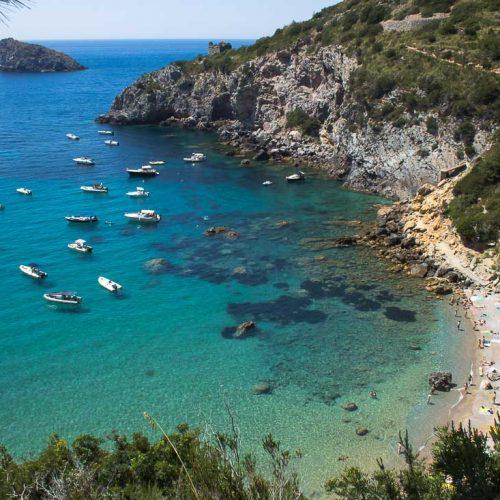 Spiagge del Monte Argentario, Toscana