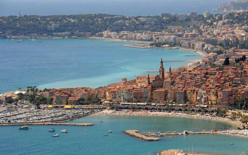 Spiagge della Riviera dei Fiori, Liguria